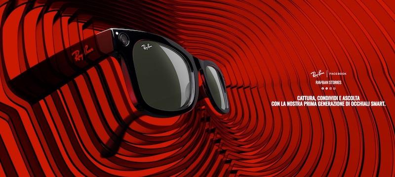 Smart glasses: incontro Garante Privacy con Facebook e Luxottica