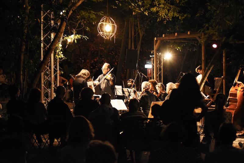 """Domenica 12 settembre – ore 20:30  """"VIVALDI DIRIGE VIVALDI"""" al Wood Natural Bar di Roma"""