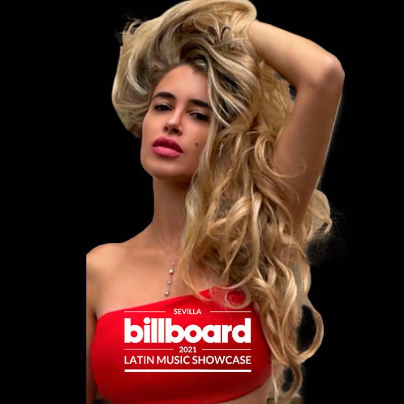 Julia Liros porta l'Italia al Billboard LMS Sevilla 2021 il prossimo 2 ottobre 2021