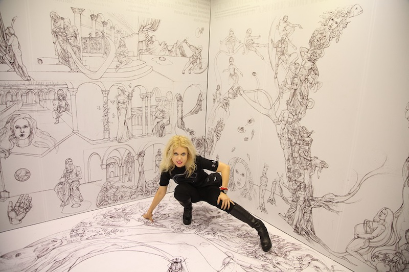 Espressione dell'anima: La personale di Melanie Francesca alla Milano Art Gallery dal 3 al 24 ottobre 2021